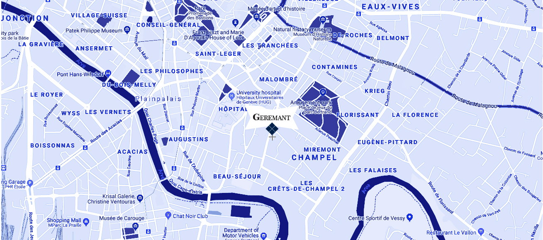 Geremant-map